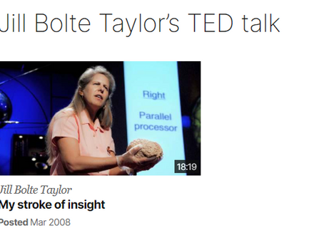 The TED TALK you should be watching