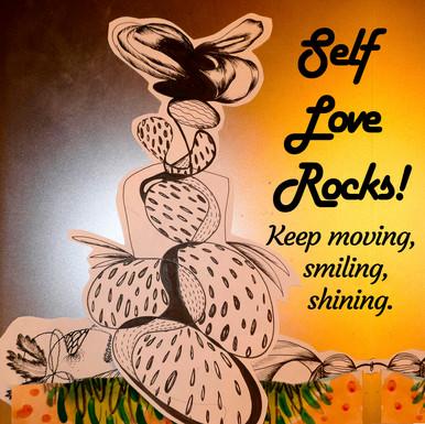 Self Love Rocks!