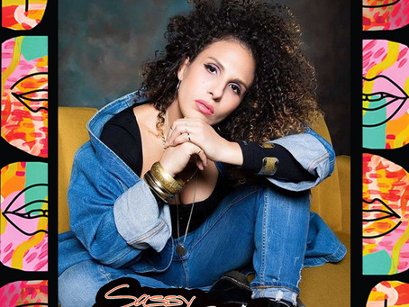 MC/Singer Meryem Saci on Raising Sonic Vibrations
