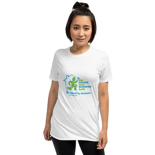House Running Built Unisex T-Shirt
