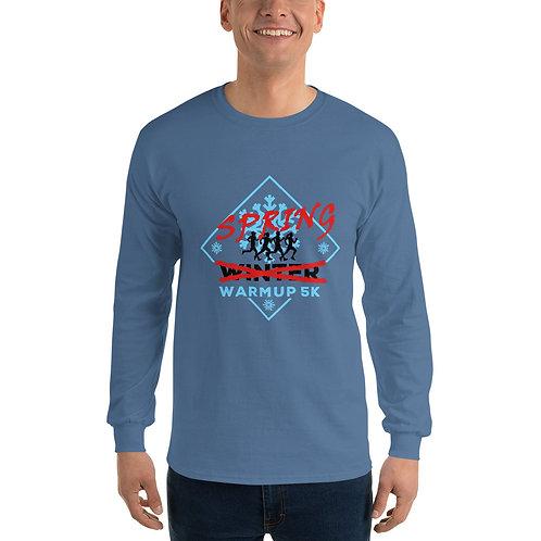 Spring Warmup Greenville Men's Long Sleeve Shirt