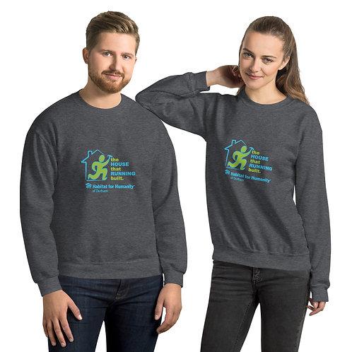 The House That Running Built - Unisex Sweatshirt