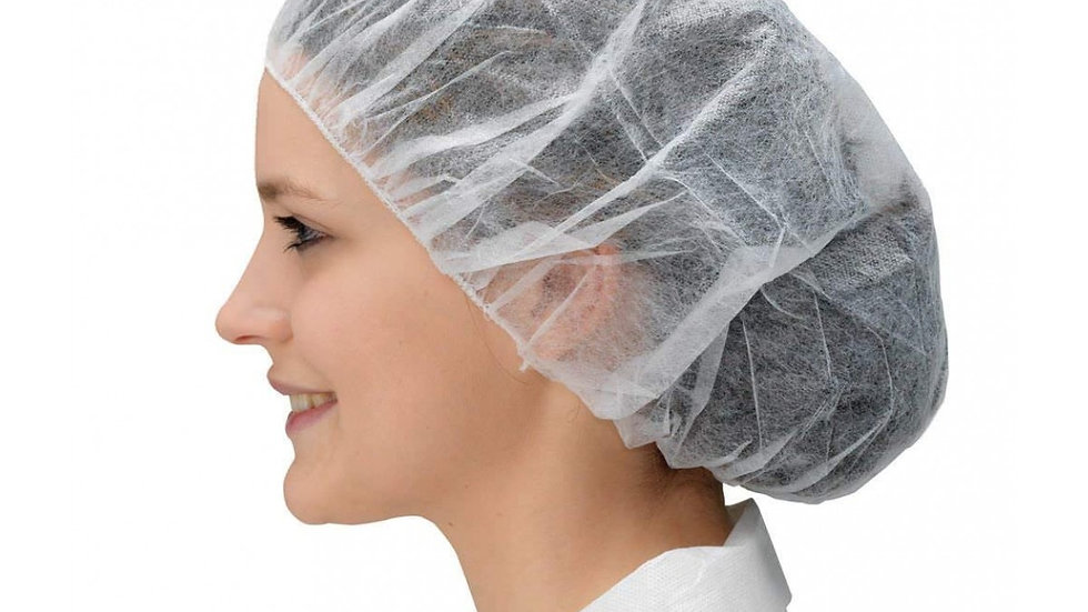 Disposable Bouffant Hair Cover - Pack/100