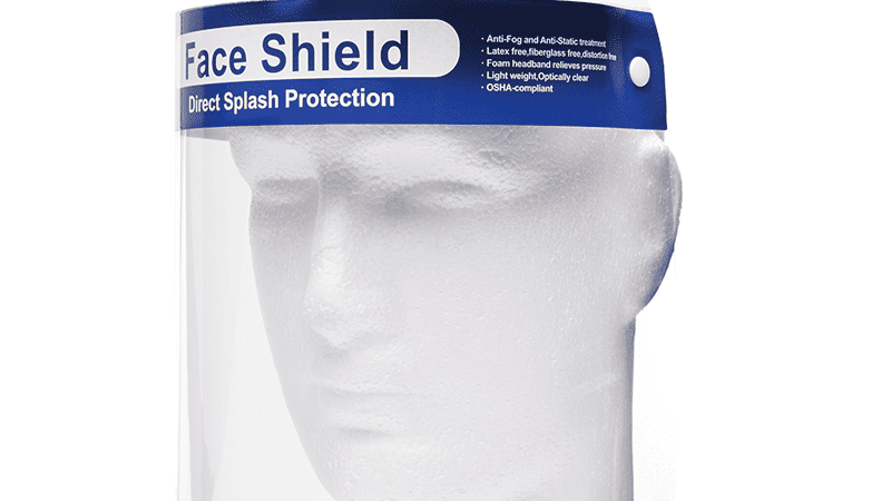 Medical Face Shield - Pack 10