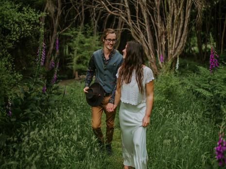Kate + Joe   Little River, Christchurch