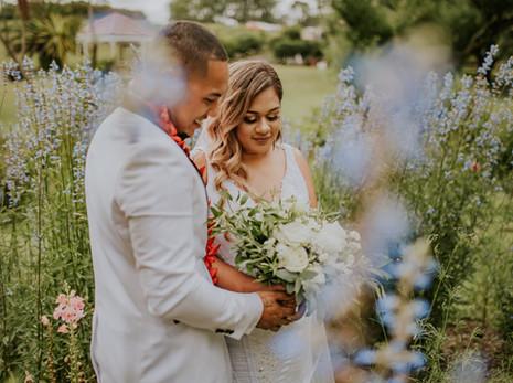 Cheyenne + Christian   Gracehill Vineyard, Auckland