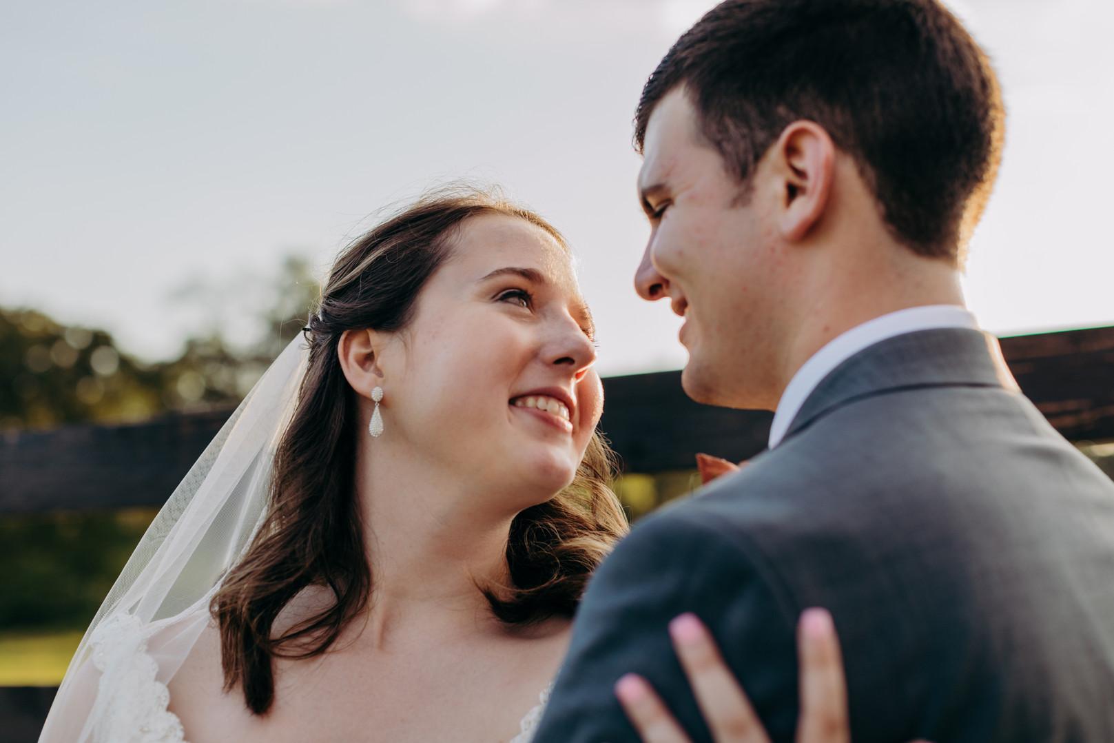 Arkansas Countryside Wedding