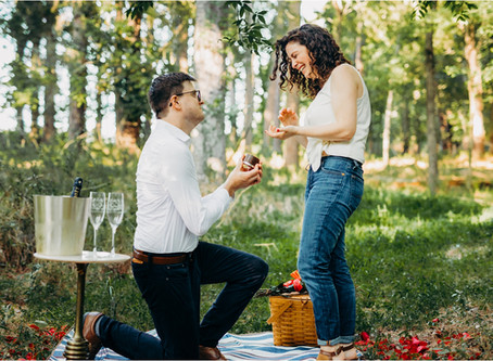 Planning a Proposal: Should You Hire a Photographer?