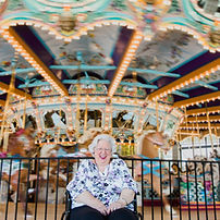 Michelle-Evans-Art-GRANDMOTHER-Carousel-