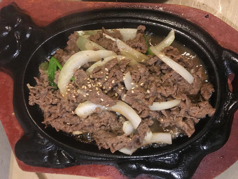 Arirang Bulgogi (아리랑 불고기)