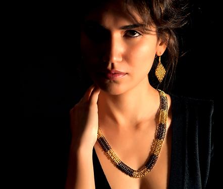 Handmade Designer Jewelry, Jump Ring Jewelr