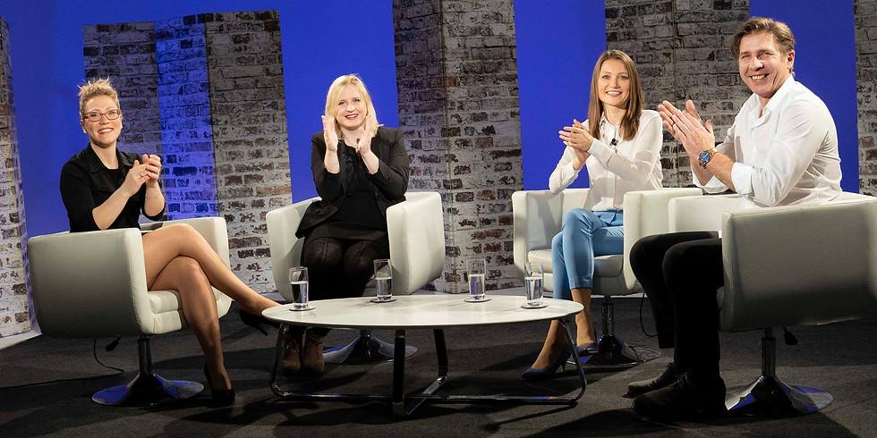 Talkshow: Wege zum Erfolg auf Rhein Main TV (1)