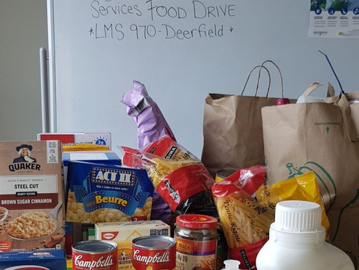 Knightsbridge's Greater Vancouver Food Bank Program - Our Job, Your Donation!
