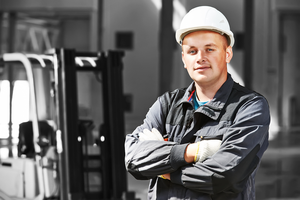 Industrial Mobile Equipment Training