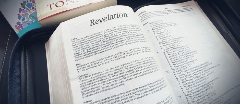 A Study of Revelation - Chapter 1