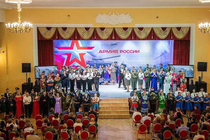 Ансамбль песни и пляски Воздушно-десантных войск России