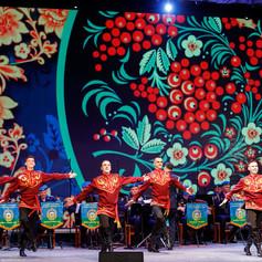Балетная группа ансамбля песни и пляски Воздушно-десантных войск