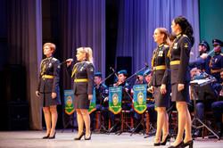 город Псков, концерт «Шаг в бессмертие»