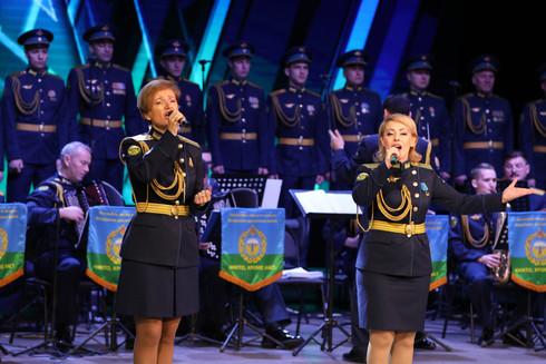 Алена Лужецкая и Анна Ольхова