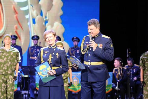 Андрей Немаков и Алена Лужецкая
