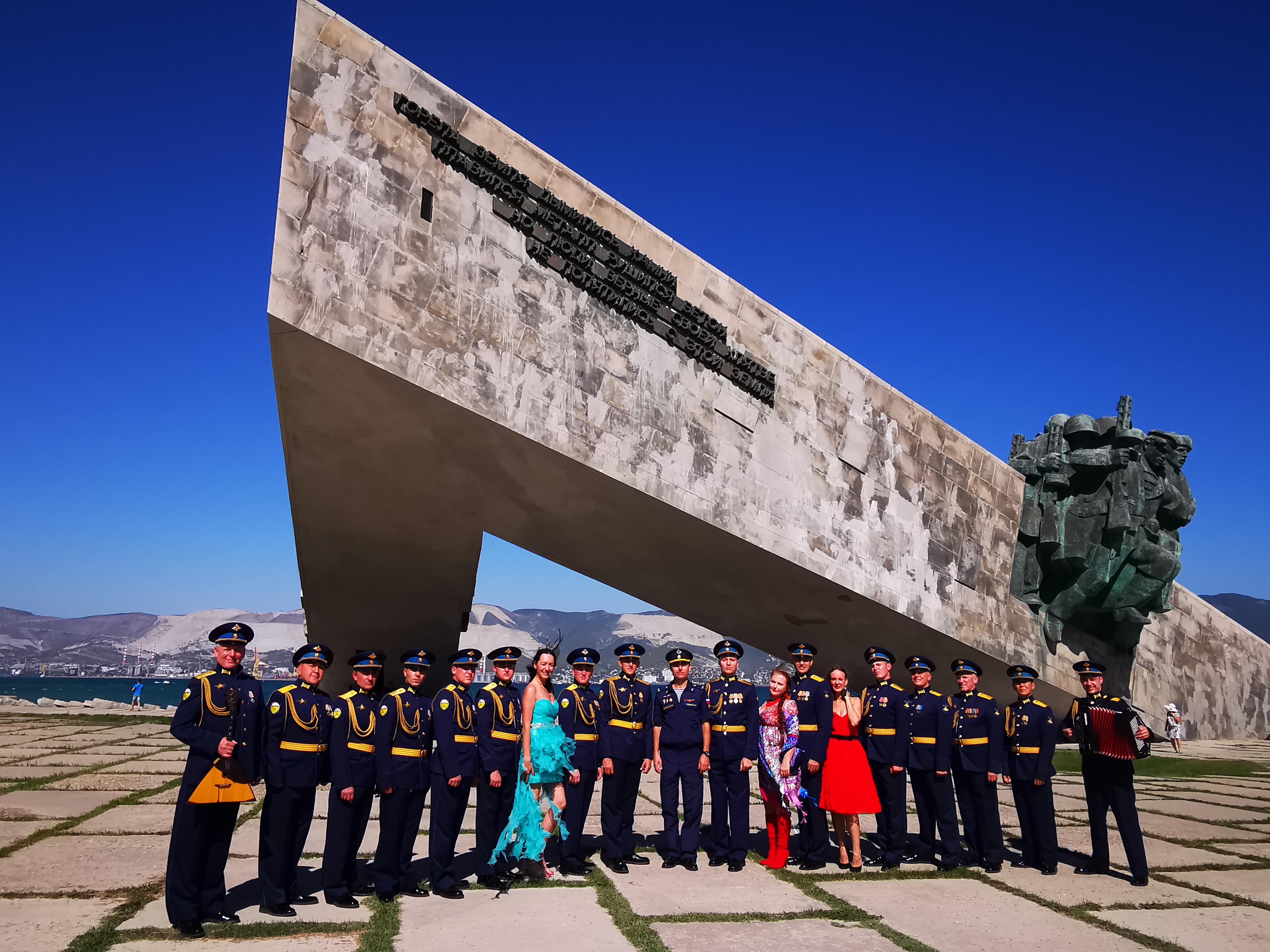 Культурно-художественное обслуживание участников стратегического командно-штабного учения «Кавказ-20