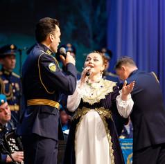 Александр Лесин и Ольга Данилова