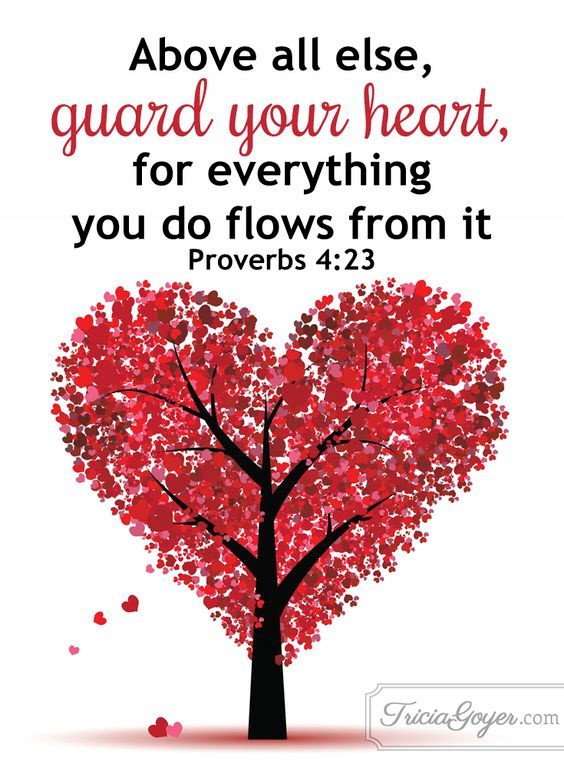 To know what is in your heart