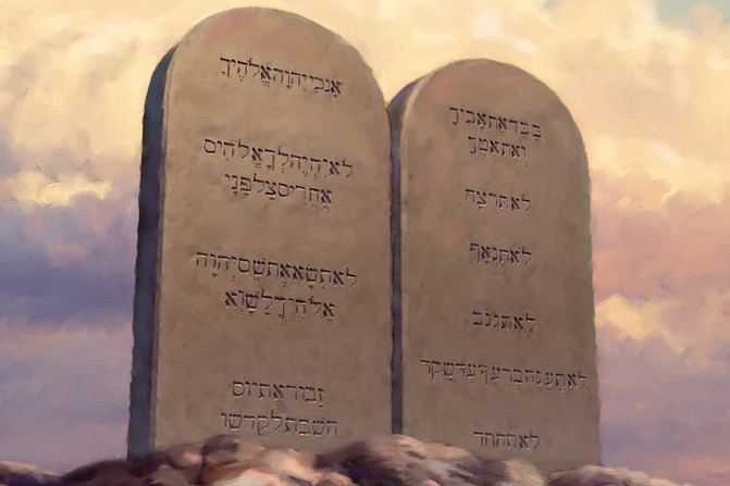 Why Two Versions of the Ten Commandments?
