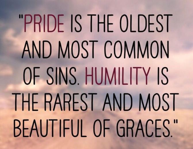 Humility and Spiritual Warfare