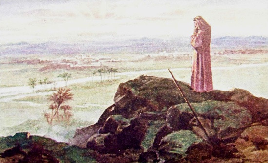 Love and Moses' Dying Wishes