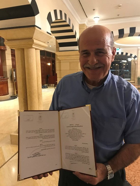 Palestinian Authority officially recognizes Palestinian Evangelical Council of Churches after 12 yea