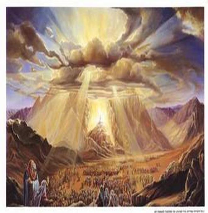 Shavuoth – שבועות – Pentecost