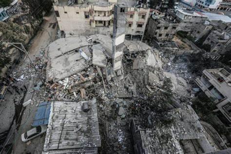 Gaza Conflict Analysis
