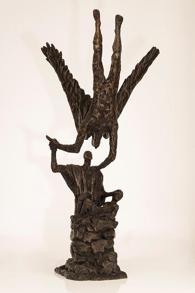 Sculpture by Baruch Maayan