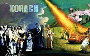 PARASHAT KORACH