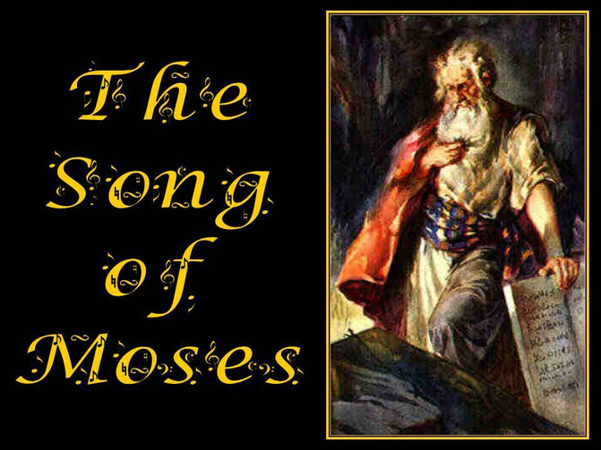 The Songs of Moses