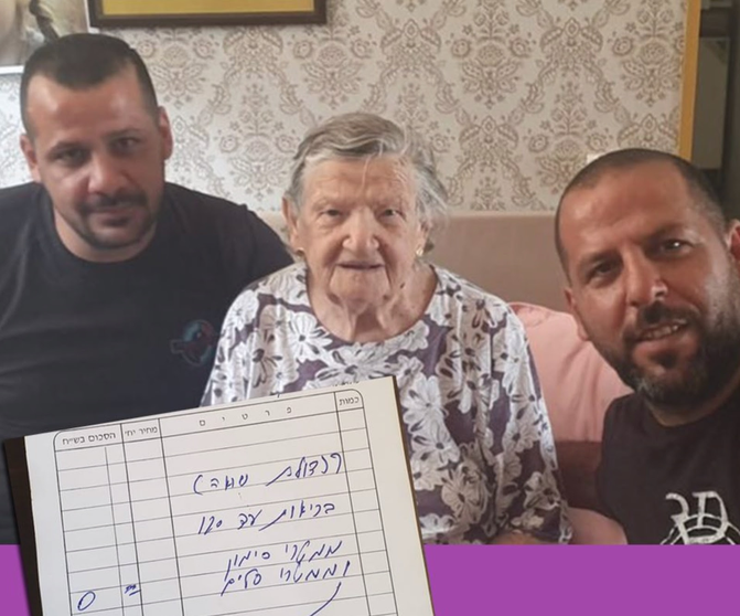 Arab Plumbers Refuse to Charge Holocaust Survivor for Work