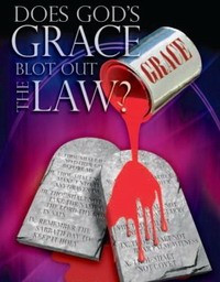GRACE vs TORAH (LAW)