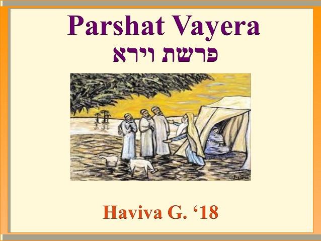PARASHAT VAYERA