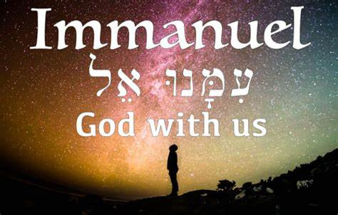 The Meaning Of Immanuel