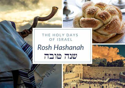 THE HIGH HOLY DAYS