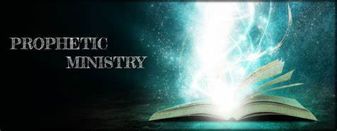 Thoughts on Prophetic Ministry – a Plea for Humility