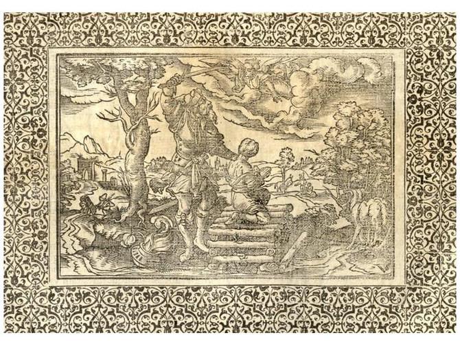 Akeidat Yitzchak - The Binding of Isaac