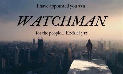 Watchmen from Jerusalem