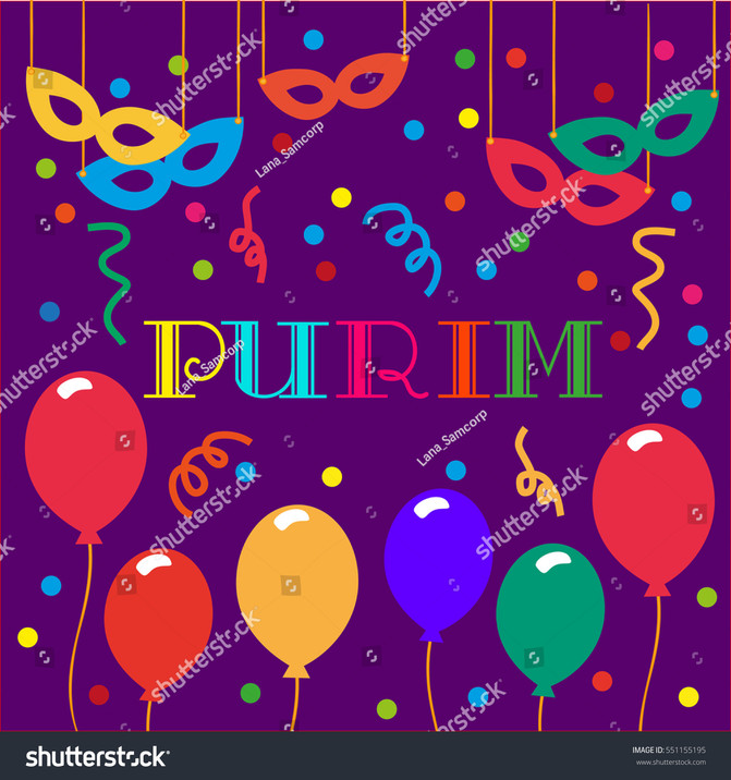 PURIM - The Festival of Esther