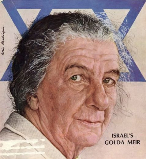 End Time Lessons from Israel Iron Lady – Golda Meir