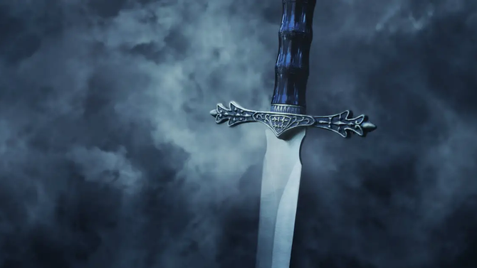 Taking up the Sword?