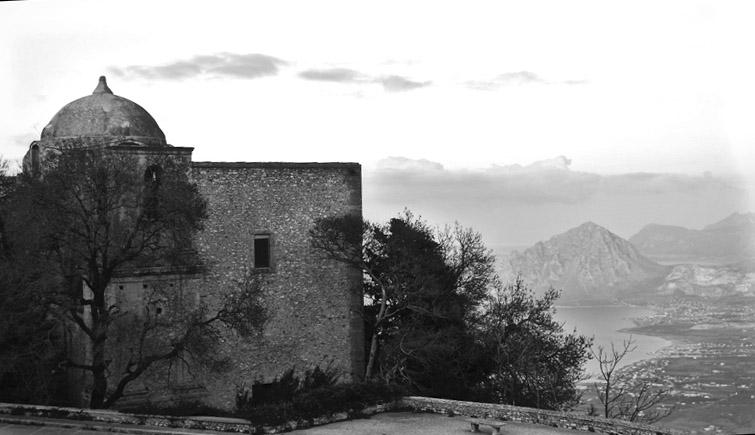 panoramica bianco e nero