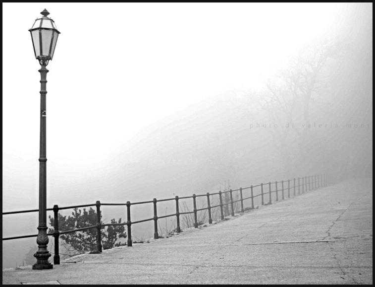 la nebbia di erice