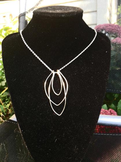 bijoux wire ovale